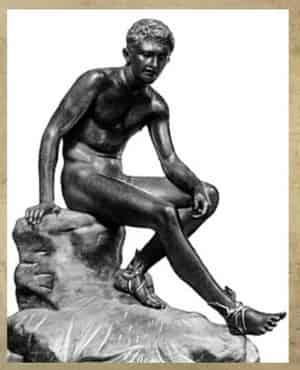 Греческие каноны фигуры человека
