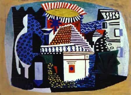 Натюрморт в произведениях П. Пикассо
