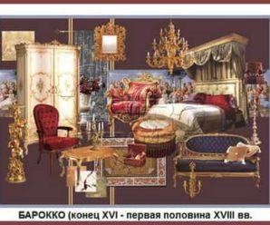 Декоративное искусство Западной Европы 17 века
