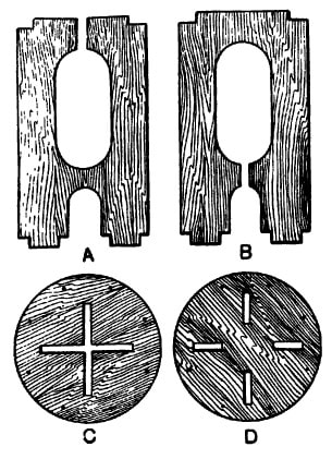 Детали эккера из фанеры