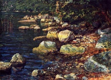 Иванов. Вода и камни