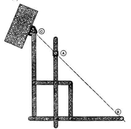 Пантограф из конструктора 2